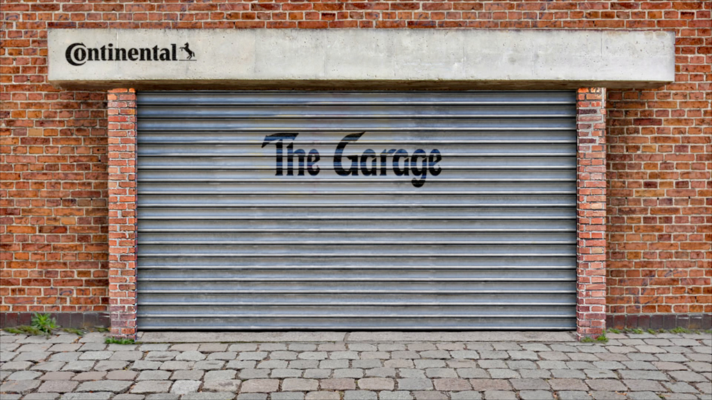 The Garage | Corporate Serie